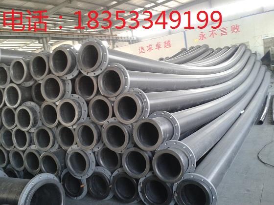 台玻汉中超高分子liang聚乙烯管工程案例