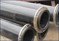 超高分子liang聚乙烯管材(UHMW-PE管材)在热电chang粉煤hui管内结垢条jianxiade应用
