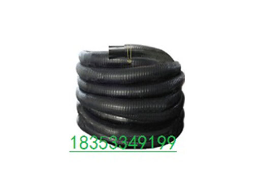 PVC煤矿瓦斯抽放连接软guan
